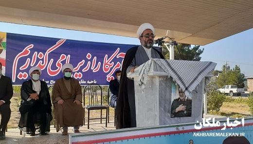 پیشرفت های مختلف نظام جمهوری اسلامی به برکت دفاع مقدس است