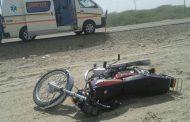 برخورد نیسان با موتورسیکلت در روستای یولقونلوی جدید ملکان به کشته شدن راکب موتورسیکلت منجر شد