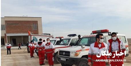 اعزام تیم های ارزیاب و امدادی به کانون زلزله در میانه و سراب