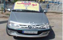 خودروی حامل محموله قاچاق در بناب توقیف شد