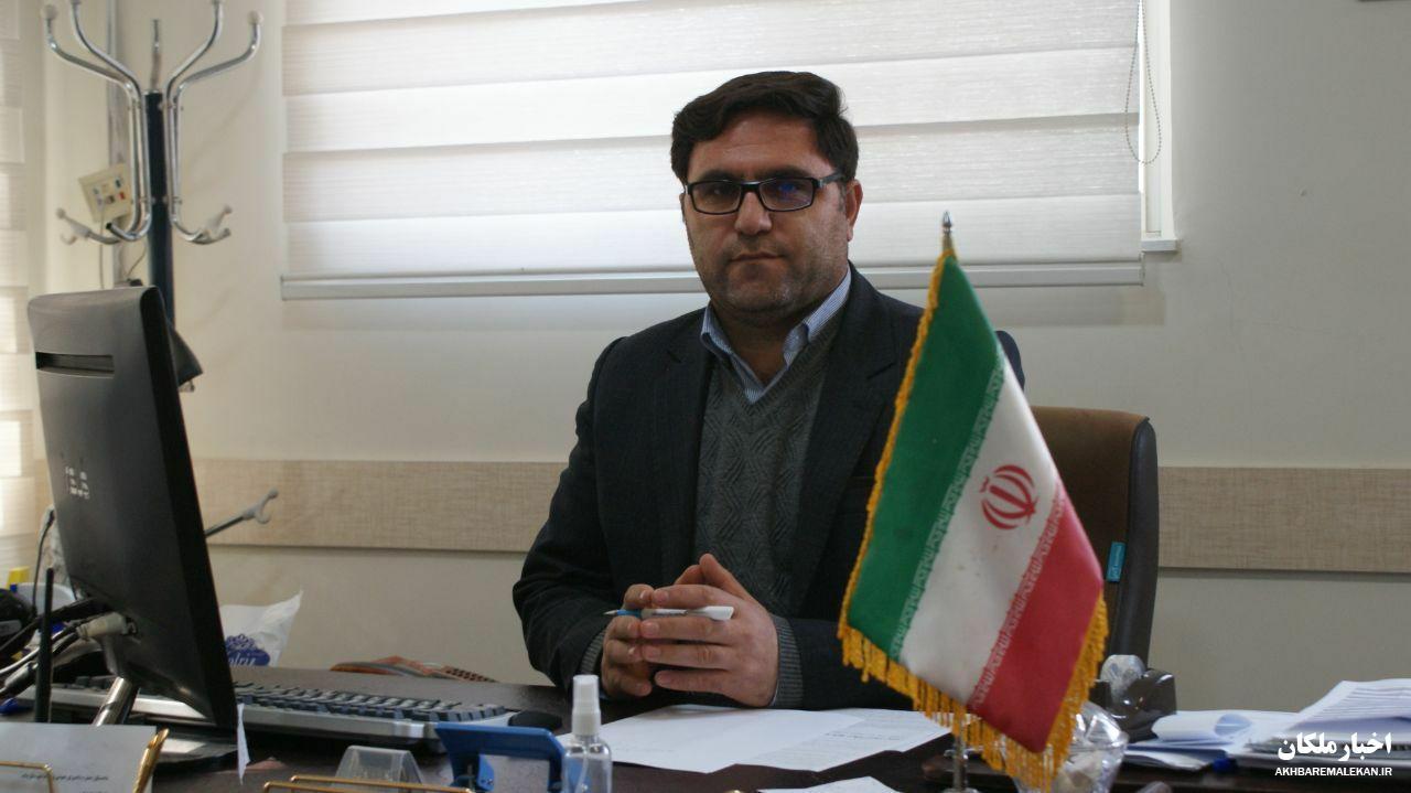 فیروز مبین معاون عمرانی فرمانداری بناب شد