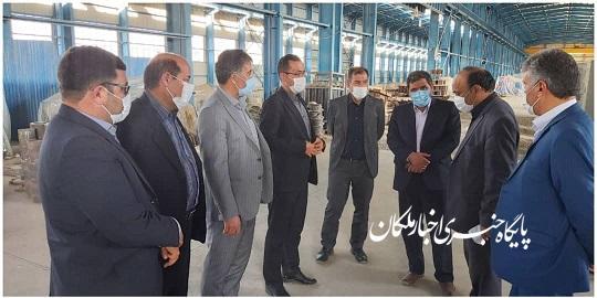 فاز اول کارخانه ذوب آهن ملکان تا دهه فجر سال جاری مورد بهره برداری قرار می گیرد