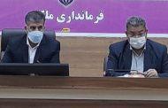 دستور فرماندار ملکان مبنی بر رفع مشکل آب های سطحی و فاضلاب مسکن مهر